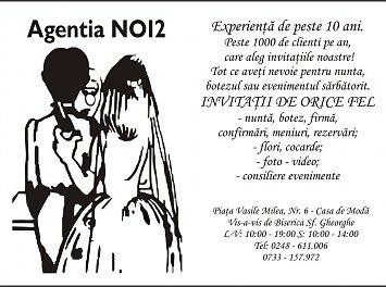 Invitatii nunta botez Nunta Pitesti